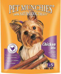 Pet Munchies Chicken Stix