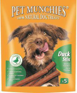 Pet Munchies Duck Stix