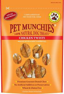Pet Munchies Chicken Twists 8 for the price of 7