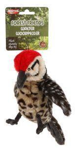 Walter Woodpecker Large Plush Dog Toy