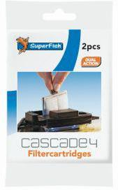 Superfish Cascade 4 & 10 filter cartridges