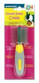 Ancol Small Animal Double Sided Comb