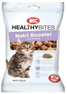 M & C Nutribooster Kitten Treats