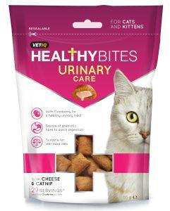 M & C Vet IQ Healthy Bites Urinary Care Cat Treats