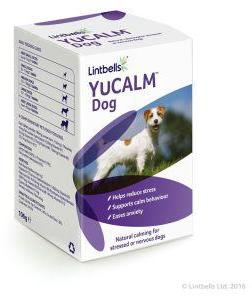 Lintbells YuCALM Tablets (120 Tabs)