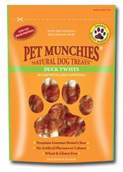 Pet Munchies Duck Twists buy 7 get one free