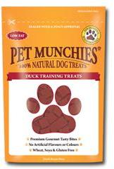 Pet Munchies Duck Training Treats x 8