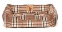 Danish Design Snuggle Bed Newton Truffle 72cm