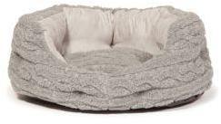 Danish Design Slumber Bed Bobble Pewter 76cm