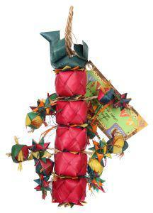 Planet Pleasures Bird Tower Parrot Toy