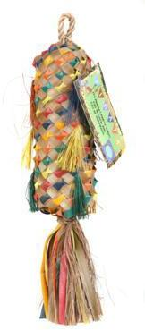 Planet Pleasures Spiked Pinata Large Parrot Toy