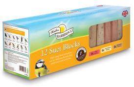 Harrisons Suet Blocks Variety Box (12 x 300g)