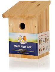 Harrisons Wooden Nest Box Multi