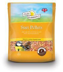 Harrisons Suet Pellets Variety Pouch 4kg