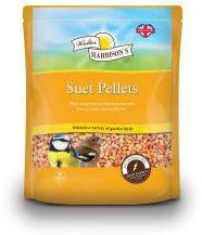 Harrisons Suet Pellets Variety Pouch 2kg