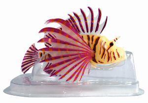 SuperFish FLUO Ornaments Lion Fish Orange