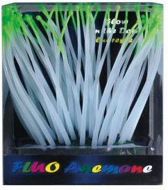 SuperFish FLUO Ornaments Anemone Green