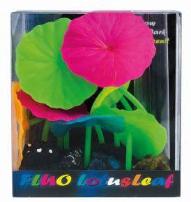 SuperFish FLUO Ornaments Lotus Leaf