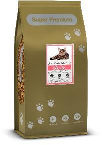Animal Antics Premium Cat Food Salmon 2 Kg