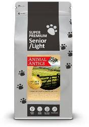 Animal Antics Super Premium Senior Light Dog Food 12Kg