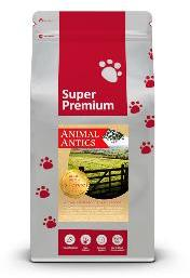Animal Antics Super Premium Fish and Potato Dog Food 2Kg With Itch Eaze