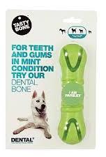 Tastybone Nylon Dental Bone Parsley