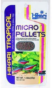 Hikari Micro Fish Pellets 45g