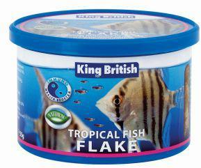 King British Tropical Flake 55g