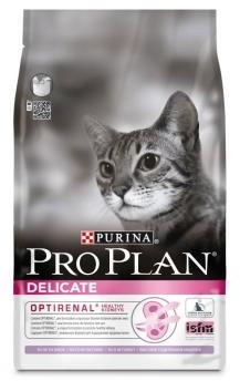 Pro Plan Delicate Cat Turkey 3kg