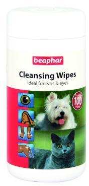 Beaphar Eye & Ear Wipes