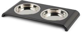Acticat Stainless Steel Twin Feeder