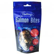 Hollings Salmon Bites Dog Treats