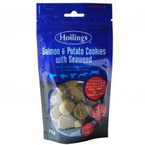 Hollings Salmon Potato & Seaweed Cookies