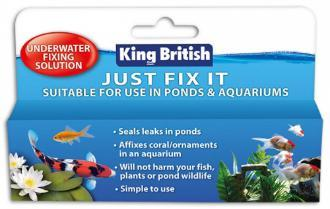 King British Just Fix It Underwater Fixing Solution