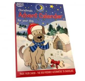 Hatchwell Advent Calender for Dogs