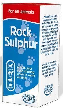 Hatchwell Rock Sulphur