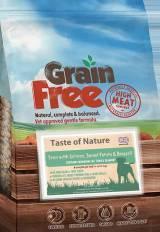 Taste of Nature Tuna & Salmon Dog Food 12kg