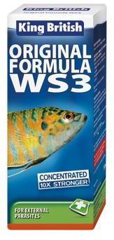 King British WS3 White Spot Formula 50ml