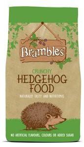Brambles Crunchy Hedgehog Food 2kg