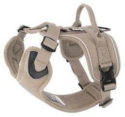 Hurtta Outdoors Active Harness Sand 100-120cm