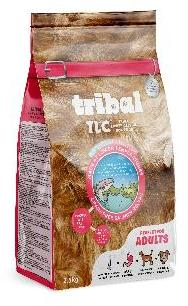 Tribal Grain Free Cold Pressed Adult Dog Food Salmon 2.5kg