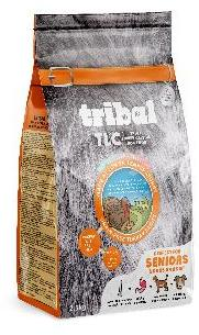 Tribal Grain Free Cold Pressed Senior Light Dog Food 12kg