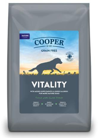 Cooper & Co Vitality for Senior Dogs 1.8kg