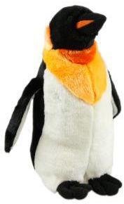 Animal Instincts Snow Mates Pedro Penguin Small Dog Toy