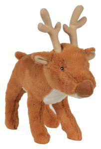Animal Instincts Snow Mates Rodney Reindeer Small Dog Toy