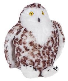 Animal Instincts Snow Mates Suri Snowy Owl Small Dog Toy