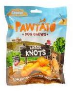 Pawtato Large Knots (Vegan) Dog Treats x 12
