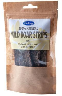 Hollings Wild Boar Dog Treats