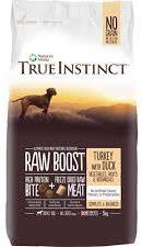 True Instinct Raw Boost Turkey and Duck Dog Food 5kg