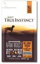 True Instinct Raw Boost Free Range Chicken Dog Food 5kg